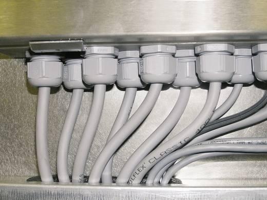 Kabelverschraubung M12 Polyamid Silber-Grau (RAL 7001) LappKabel SKINTOP® ST-M 12x1.5 1 St.