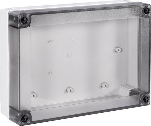 Universal-Gehäuse 180 x 130 x 50 Polycarbonat Licht-Grau (RAL 7035) Fibox MNX PC 150/50 LT 1 St.