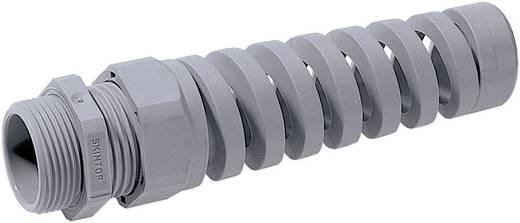 Kabelverschraubung PG16 Polyamid Silber-Grau (RAL 7001) LappKabel SKINTOP® BS PG16 1 St.