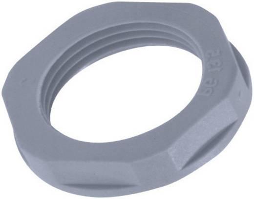 Gegenmutter M12 Polyamid Silber-Grau (RAL 7001) LappKabel SKINTOP GMP-GL-M12 x 1.5 1 St.