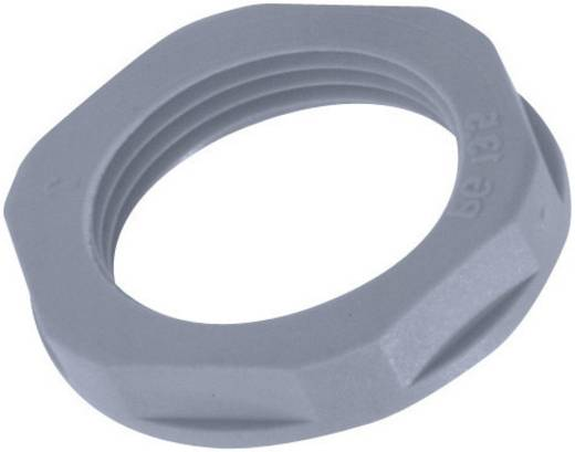 Gegenmutter PG16 Polyamid Silber-Grau (RAL 7001) LappKabel SKINTOP® GMP-GL PG16 1 St.