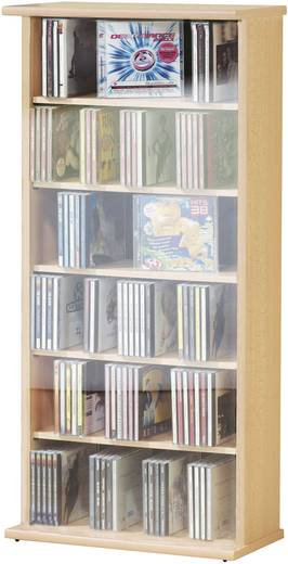 "VCM CD/DVD-Turm ""Vostan"" Buche"