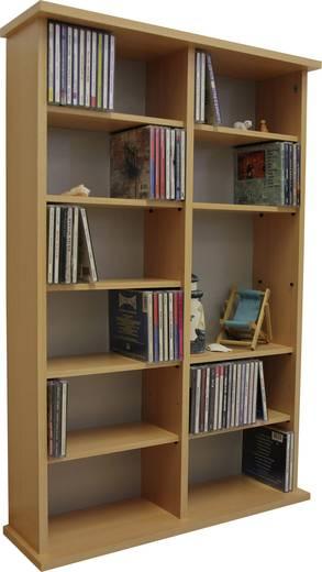 vcm cd dvd turm ronul buche kaufen. Black Bedroom Furniture Sets. Home Design Ideas