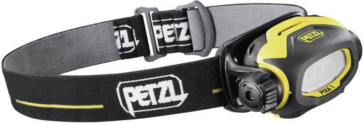 Petzl Stirnlampe Für EX-Zonen: 2, 22 LED INERIS10ATEX3015 E78AHB Gelb-Schwarz