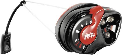 Petzl Für EX-Zonen: 2, 22 LED INERIS06ATEX3014X E02P3 High > 55 h · Low > 70 h · Blinklicht > 75 h · Blinklicht rot > 30 h Rot, Schwarz