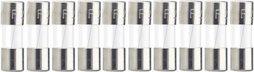 Feinsicherung (Ø x L) 5 mm x 15 mm 0.1 A 250 V Flink -F- ESKA 515607 Inhalt 10 St.