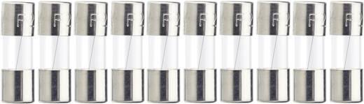 Feinsicherung (Ø x L) 5 mm x 15 mm 4 A 125 V Träge -T- ESKA 515323 Inhalt 10 St.