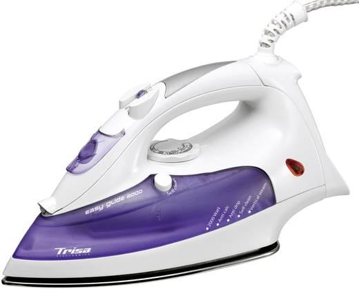 Dampfbügeleisen Trisa Easy Glide 2000 Weiß/Violett 2000 W