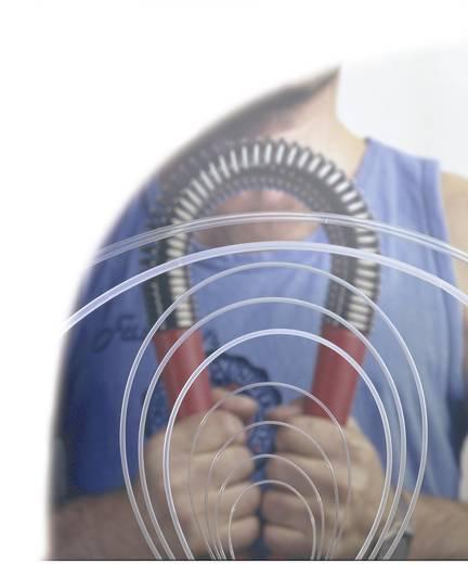 Schrumpfschlauch ohne Kleber Transparent 2.40 mm Schrumpfrate:2:1 DSG Canusa 4300024032 4300024032