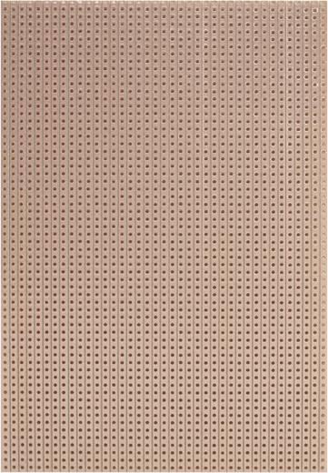 Platine Hartpapier (L x B) 160 mm x 100 mm 35 µm Rastermaß 2.54 mm WR Rademacher WR-Typ 710-5 Inhalt 1 St.