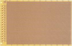 Zkušební deska WR Rademacher WR-Typ 914 (914-HP), tvrzený papír, 160 x 100 x 1,5 mm