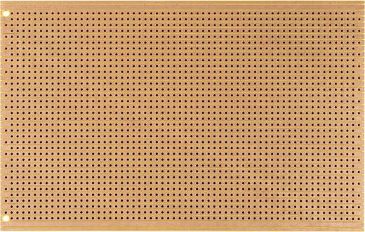 Prüfungsplatine nach IHK-Richtlinie Hartpapier (L x B) 160 mm x 100 mm 35 µm Rastermaß 2.54 mm WR Rademacher WR-Typ 918