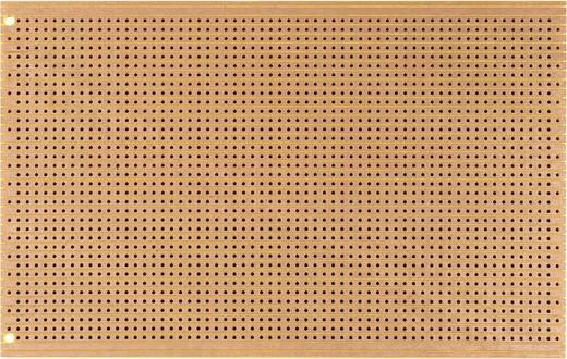 WR Rademacher WR-Typ 918 Prüfungsplatine nach IHK-Richtlinie Hartpapier (L x B) 160 mm x 100 mm 35 µm Rastermaß 2.54 mm