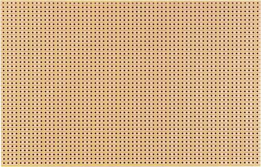 Platine Hartpapier (L x B) 160 mm x 100 mm 35 µm Rastermaß 2.54 mm WR Rademacher WR-Typ 790-5 Inhalt 1 St.