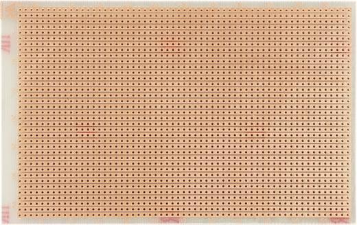 Experimentierplatine Epoxyd (L x B) 160 mm x 100 mm 35 µm Rastermaß 2.54 mm WR Rademacher WR-Typ 730 Inhalt 1 St.