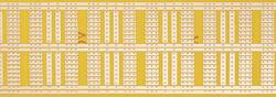 Platine d'expérimentation WR Rademacher WR-Typ 930-1 VK C-930-1-HP Bakélite (L x l) 160 mm x 60 mm 35 µm Pas 2.54 mm 1