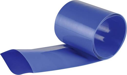 Akkuschrumpfschlauch ohne Kleber Blau 54 mm Schrumpfrate:2:1 DSG Canusa 1518505500