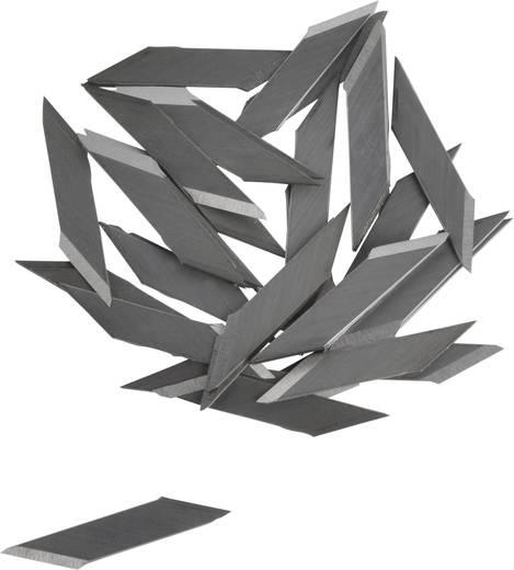 Ersatzmesser Metall Inhalt 48 St.