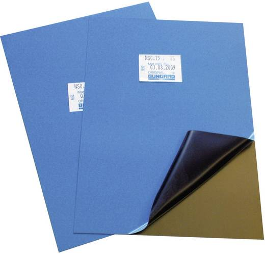 Formätzteil positiv Silber (L x B x H) 140 x 200 x 0.15 mm Bungard 172015.140 Inhalt 5 St.