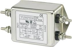 Odrušovací filter Yunpen YE05T4L2 YE05T4L2, 250 V/AC, 5 A, 5 mH, (d x š x v) 75 x 51 x 37 mm, 1 ks