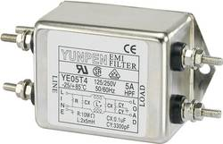 Filtre antiparasite Yunpen YE05T4 250 V/AC 5 A 5 mH (L x l x h) 75 x 51 x 37 mm 1 pc(s)