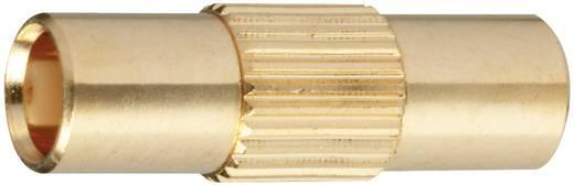 MCX-Adapter MCX-Buchse - MCX-Buchse BKL Electronic 0416302 1 St.