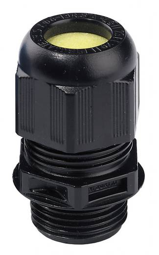 Kabelverschraubung ATEX M16 Schwarz (RAL 9005) Wiska ESKE-L-e 16 1 St.