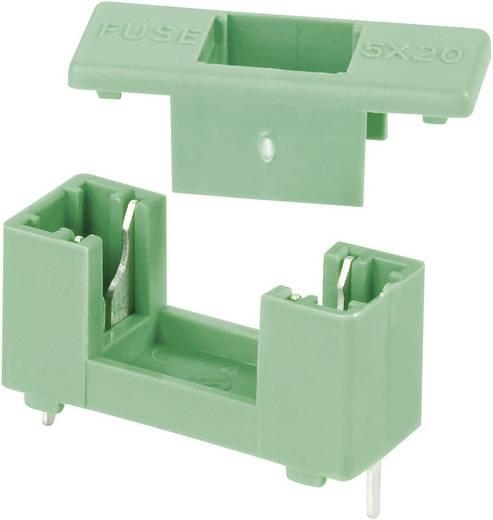 Sicherungshalter Passend für Feinsicherung 5 x 20 mm 6.3 A 250 V/AC ESKA 506.000 1 St.