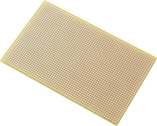 Europlatine Epoxyd (L x B) 160 mm x 100 mm 35 µm Rastermaß 2.54 mm Conrad Components SU527427 Inhalt 1 St.