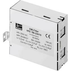 Image of Block HFE 156-230/10 Funk-Entstörfilter 250 V/AC 10 A (B x H) 40 mm x 85 mm 1 St.