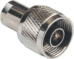 Adaptér FME zástrčka ⇔ N zástrčka BKL Electronic, 412014, 50 Ω