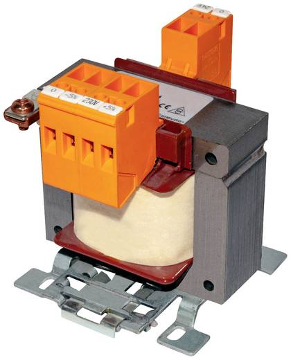 Steuertransformator 1 x 230 V 1 x 24 V/AC 500 VA 20.83 A WUSTTR 500/1124 Weiss Elektrotechnik