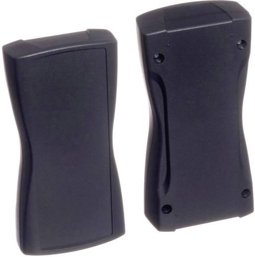 Hand-Gehäuse 159.4 x 77.9 x 33.5 Kunststoff Graphit, Grau Bopla BS 82600124.MT 2 1 St.