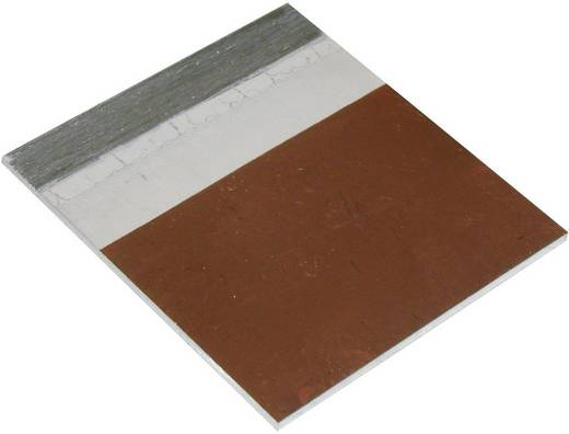 Basismaterial thermisch leitend Fotobeschichtung ohne einseitig 35 µm (L x B) 100 mm x 50 mm 108100 005015 Proma 1 St.