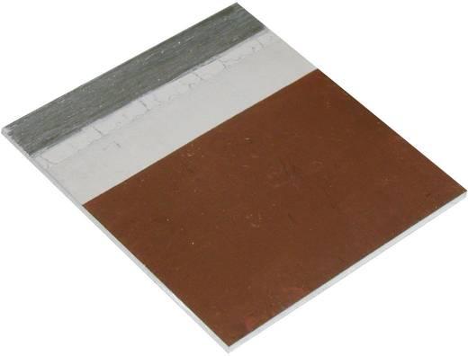 Basismaterial thermisch leitend Fotobeschichtung positiv einseitig 35 µm (L x B) 100 mm x 100 mm 108100 110015 Proma 1 S