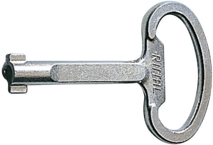 Rittal SZ 2548.000 Schaltschrankschlüssel 8 mm Vierkant Stahl 1 St.
