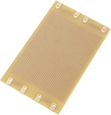 Europlatine mit SUB-D Steckverbinderanschluss