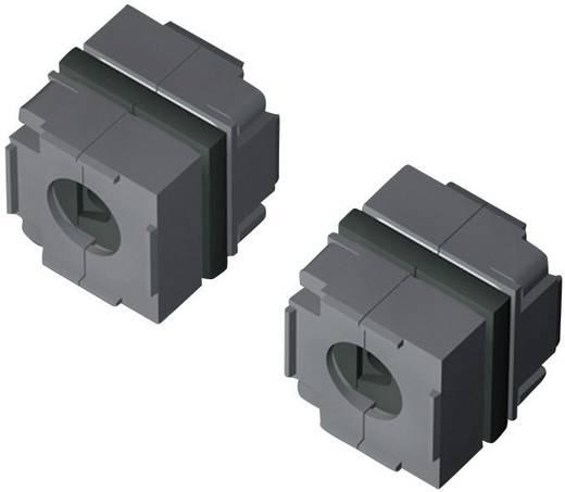 Kabeldurchführung Klemm-Ø (max.) 6 mm Polyamid Schwarz Rittal 2400920 10 St.