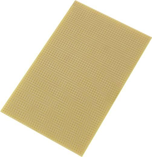 Conrad Components SU527777 Europlatine Epoxyd (L x B) 160 mm x 100 mm 35 µm Rastermaß 2.54 mm Inhalt 1 St.