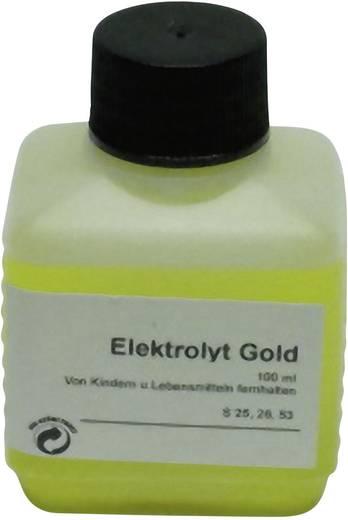 Gold-Elektrolyt 100 ml Inhalt 1 St.
