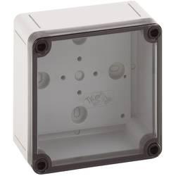 Inštalačná krabička Spelsberg TK PS 1111-7-t 11100401, (d x š x v) 110 x 110 x 66 mm, polykarbonát, polystyren (EPS), svetlo sivá (RAL 7035), 1 ks