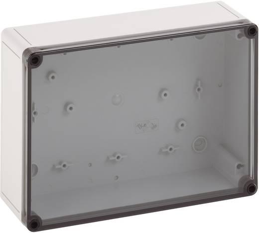 Installations-Gehäuse 254 x 180 x 90 Polycarbonat, Polystyrol (EPS) Licht-Grau (RAL 7035) Spelsberg TK PS 2518-9-t 1 St