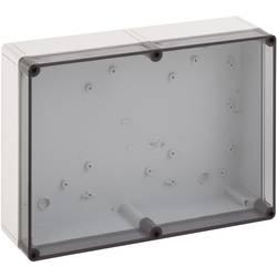 Inštalačná krabička Spelsberg TK PS 1111-9-t 11150401, (d x š x v) 110 x 110 x 90 mm, polykarbonát, polystyren (EPS), svetlo sivá (RAL 7035), 1 ks