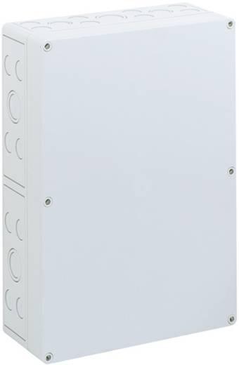 Installations-Gehäuse 360 x 254 x 111 Polystyrol (EPS) Licht-Grau (RAL 7035) Spelsberg TK PS 3625-11-m 1 St.