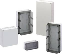 Svorkovnicová skříň polykarbonátová Spelsberg AKi 3-g, (d x š x v) 300 x 450 x 132 mm, šedá