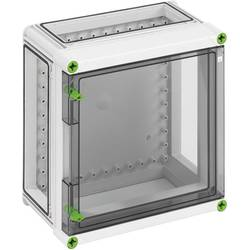 Inštalačná krabička Spelsberg GTI 2-KT -t 1100201, (d x š x v) 320 x 320 x 179 mm, polykarbonát, sivá, 1 ks