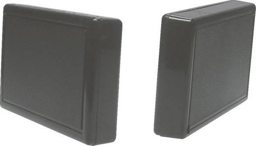 Universal-Gehäuse 102.5 x 61.5 x 18 ABS Schwarz Strapubox 2218SW 1 St.
