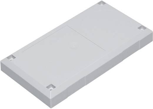 Stecker-Gehäuse 125 x 67 x 50 Polycarbonat, ABS Licht-Grau Conrad Components ESU 1200 1 St.