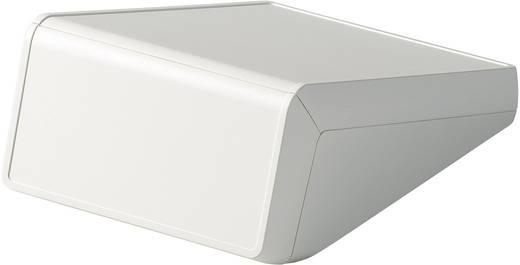 Pult-Gehäuse 148 x 210 x 80 ABS Grau-Weiß OKW UNITEC D4056107 1 St.