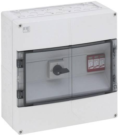 Generator-Gehäuse 200 x 200 x 122 Polycarbonat Licht-Grau Spelsberg GF2 500-16 ÜSS 1 St.